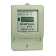 Single Phase Multi-tariff Energy Meter Type DDSF999