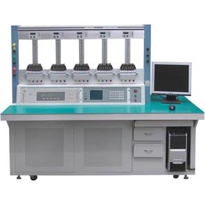Three Phase Energy Meter Test Bench Type KP-S3000-A